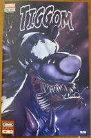Tiggom One Shot Venom Parrillo Homage C2E2 Convention Exclusive Variant (Lmt 50)