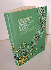 Pattaro,RIVISITAZIONE DI LUOGHI CLASSICI DEL PENSIERO GIURIDICO[manuale,diritto