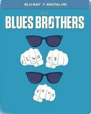 THE BLUES BROTHERS New Sealed Blu-ray Limited Edition Steelbook Packaging