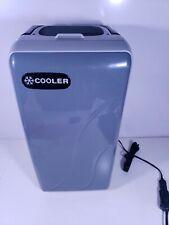 Portable 10L Car Freezer Mini Fridge 12V Out Travel Cooler Warmer #1044