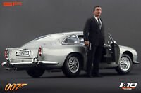 1:18 James Bond 007 Sean Connery VERY RARE!!! NO CARS !! for aston martin by SF