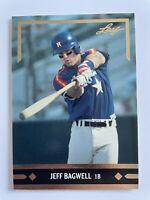 1991 Leaf Jeff Bagwell Gold Leaf Rookie #BC14 Houston Astros HOFer!!