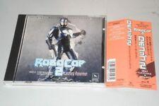 ROBOCOP 2 - Leonard Rosenman - ORIG OST JAPAN CD 1990 W/ OBI - SLCS 7003 - NM/NM