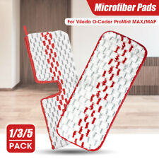 1/3x Spray Mop Replacement Pads Heads Microfiber Wet Dry Cleaning for  h
