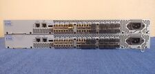 lot of 2 EMC2 DS-300B switches full of tranceivers 100-652-065 ,  57-1000117-01
