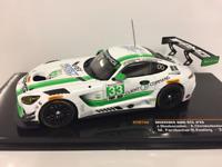 Mercedes-AMG GT3 #33 24th Daytona 2017 IXO GTM108 1:43 Scale