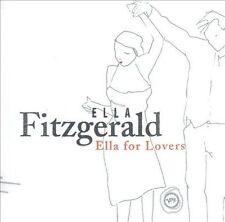 Ella for Lovers by Ella Fitzgerald (CD, Jan-2003, Verve)