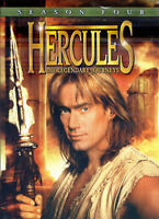 Hercules - The Legendary Journeys - Fourth Sea New DVD