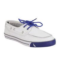 Nautica Men's Low Leather Deck Shoes