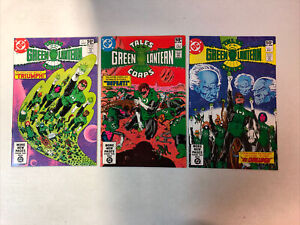 Tales Of The Green Lantern Corps (1981) #1 2 3 (VF/NM) Complete Set DC