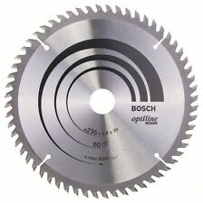 Bosch Optiline Saw Blade 235x30x60T 2608641192