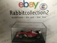 "DIE CAST "" FERRARI F2003-GA - 2003 MICHAEL SCHUMACHER + BOX 1 "" SCALA 1/43"