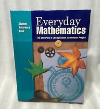 EVERYDAY MATHEMATICS STUDENT REFERENCE BOOK - STUDENT TEXTBOOK - HC - GRADE 5