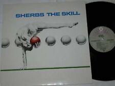 SHERBS the skill LP Vinyl Atco Rec. 1980 ROCK
