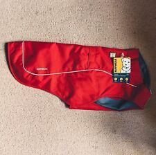 Ruffwear Insulated Dog Overcoat - Red Currant-Medium
