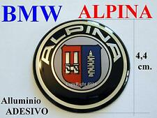 BMW ALPINA STERZO VOLANTE 4,4 cm  44 mm Badge Stemma Logo ALLUM STEERING WHEELS