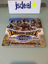 Dragon Quest  IX 9 Advertising Booklet One of a kind New & Rare (no Game)