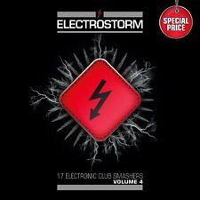 ELECTROSTORM VOL.4 CD 2013 Hocico BLUTENGEL Melotron