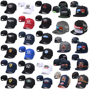 NEW Embroidered KTM MOTO GP Motorcycle Baseball Cap Snap-back Sports Racing Hat