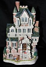 """David Winter Cottages 12"""" Haunted House 1996 Limited Edition w/ Orig. Box"""