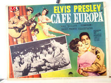 ¡ONLY AVAILABLE 24h.!/ G.I.BLUES/ELVIS PRESLEY/1960/OPTIONAL SET/54863/1 MEXICAN