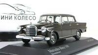 Scale Car 1:43, Mercedes-Benz 190 (W110) (1961) Brown