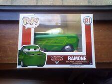 RAMONE FUNKO POP VINYL METALLIC GREEN VARIANT TARGET EXCLUSIVE #131 CARS MIB