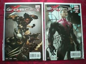 X-FORCE #1 - #24, #26 - #28 with Variants & Annual #1 Wolverine NM (Marvel 2008)