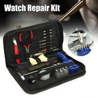 Professional Screwdriver Opener Watch Repair Kit Back Case Strap Removal Tool