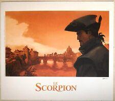 MARINI - Le Scorpion - Ex-libris