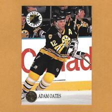 Mint 1993-94 Leaf Hat Trick Artists #8 of 10 Adam Oates - Boston Bruins