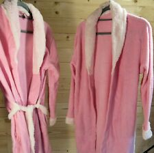 LADIES LIGHTWEIGHT SUPERSOFT BATH ROBE, DRESSING GOWN, HOUSE COAT