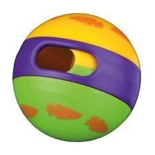Rabbit Guinea Pig Rat Hamster Snack Ball Toy Treat Dispenser Interactive TRIXIE