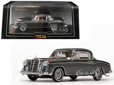 1958 MERCEDES BENZ 220 SE COUPE SILVER 1/43 DIECAST MODEL CAR BY VITESSE 28664