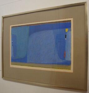 Max ACKERMANN (1887-1975) orig. Lithografie handsigniert 55/100 num.+ signiert