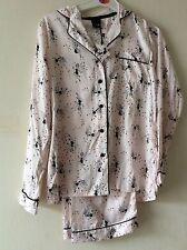 Primark DISNEY Tinkerbell Satin Silk Pyjamas Pj Set Small  Uk 6-8 EUR 34-36 New!