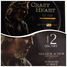 ++ DVD - CRAZY HEART - Excellent - issu du coffret combo blu-ray - NEUF ++