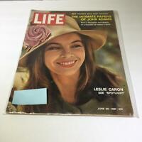 Life Magazine:8/30/61 Leslie Caron See Spotlight The Intimate Paper Of J. Adams
