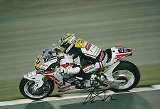 Toni Elias mano firmado LCR Honda 12x8 Foto MotoGP 2.