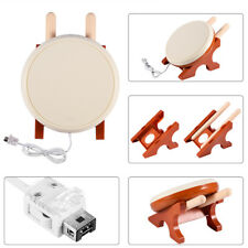 Drum Drumstick for Taiko no Tatsujin Nintendo Wii Console Remote Controller Game