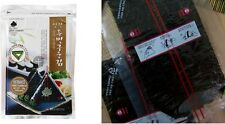 Roasted Seaweed Laver Samgak Gimbap Korean Triangle Onigiri Gimbab sushi Kit