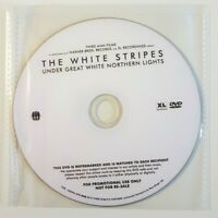 THE WHITE STRIPES : - DVD PROMO - ♦ UNDER GREAT WHITE NORTHERN LIGHTS ♦