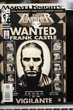 THE PUNISHER #8 FIRST PRINT MARVEL COMICS (2002)
