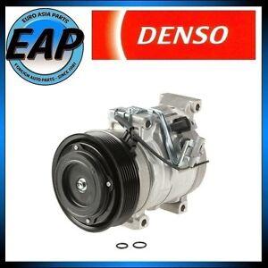 For 2005-2010 Scion TC 2.4L 4cyl OEM Denso AC A/C Compressor NEW