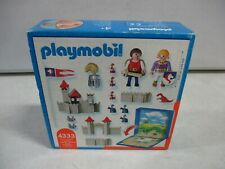Playmobil Micro Castle with Knights 4333