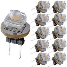 10 piezas G4 LED SMD 0.2W 12V bombilla de luz blanca calida de lectura de c A6H1