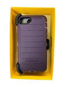 Otterbox Defender Pro Case + Holster For iPhone 7 iPhone 8 & SE 2020 (4.7) Black