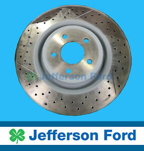 Genuine Ford Falcon Fg Fgx Xr Fpv Front Pair Premium Brake Disc Rotors