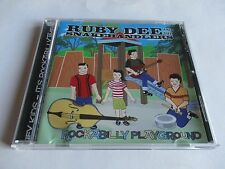RUBY DEE AND THE SNAKE HANDLERS ROCKABILLY PLAYGROUND  2013 CD NEW