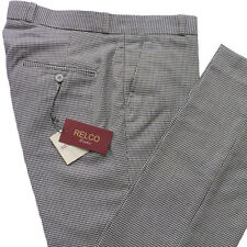 Relco Dogtooth Trousers Classic Mod Skinhead 36